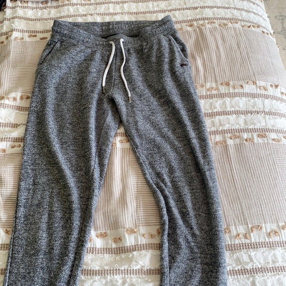 Roots Gray Joggers